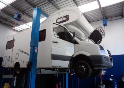 Motorhome Service Vans RWC